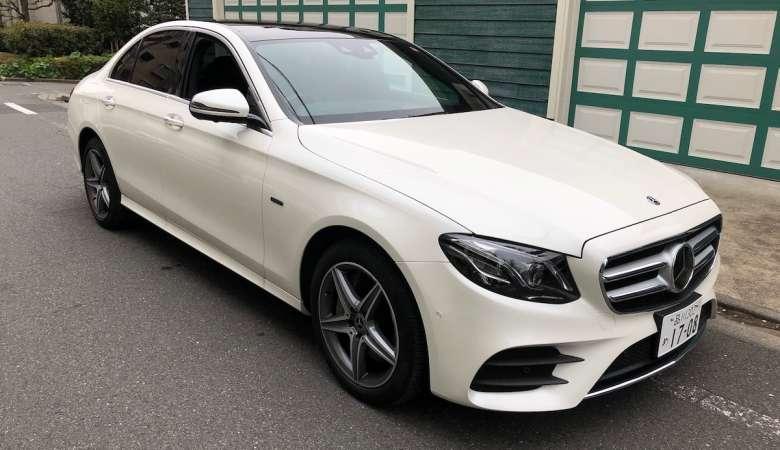Mercedes Benz E350de